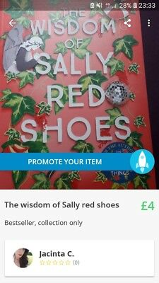 The Wisdom of Sally Red Shoes The new novel from the author of ... 9781473669017