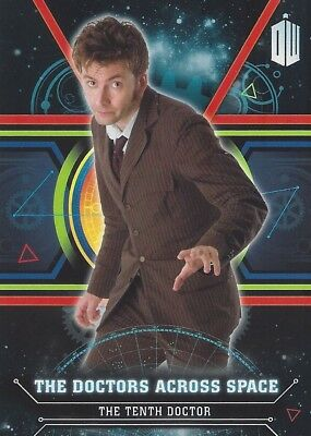 Doctors Across Space 10 The Tenth Doctor Who Extraterrestrial Encounters