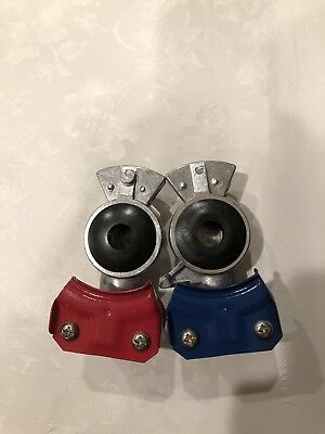 Red And Blue Air Brake Glad Hand
