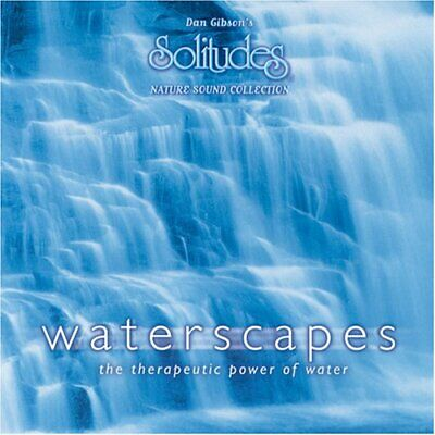 Dan Gibson - Waterscapes - Dan Gibson CD ISVG The Cheap Fast Free Post The Cheap