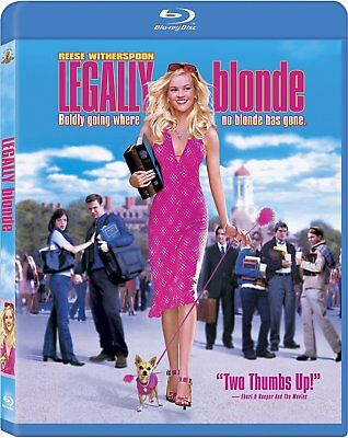 Legally Blonde (Blu-ray Disc) - NEW!!