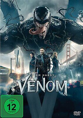Venom (Marvel) mit Tom Hardy # DVD-NEU