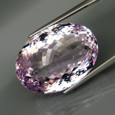 47.88Ct.Real 100%Natural GIANT Amethyst Bolivia None Treatment Full Fire&Clean!