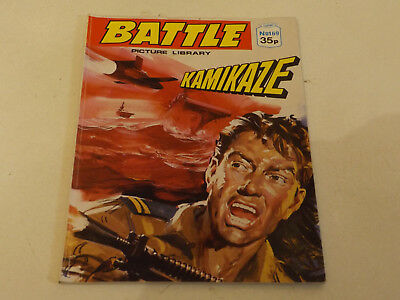 BATTLE PICTURE LIBRARY NO 169,dated 1988 !,V GOOD FOR AGE,VERY RARE,31 yrs old.