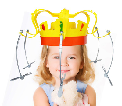 NEW Chow Crown Game Party Game Hat Fun Toys Gift Musical Food Challenge Family