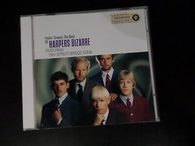 Cd Album - Harpers Bizarre - The Best Of