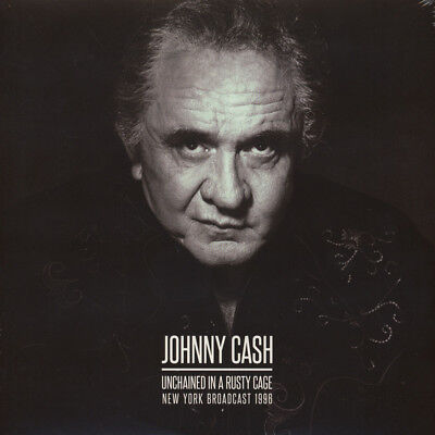 Johnny Cash - Unchained In A Rusty Cage (Vinyl 2LP - 2017 - UK - Original)