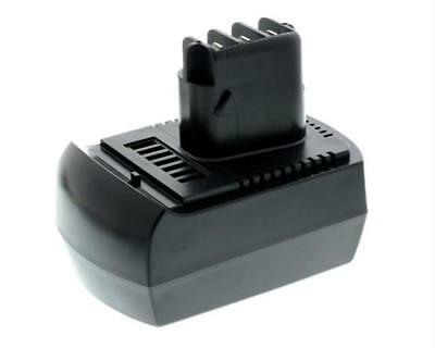 Tool Battery Battery for Metabo BS, BS12, BSZ12, 6.02153.51, 6.25473, 6.25486