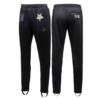 bd4976a57 Puma Alife Football Soccer Mens Track Pants Bottoms Joggers Black 570459 01  CC24