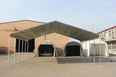 Carport Vehicle Canopy Portable Garage | Field Shelter | Farm Storage Building