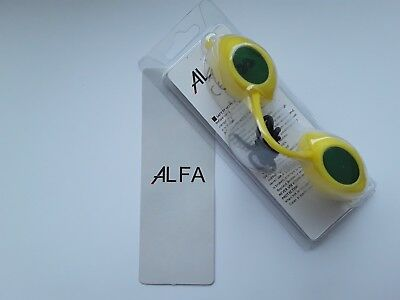 ALFA CE Certificated Tanning Goggles Sun Glasses TOP QUALITY Made in U.S.A