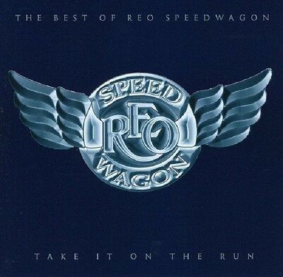 REO Speedwagon Best Of CD NEW SEALED Keep On Loving You/Can't Fight This Feeling