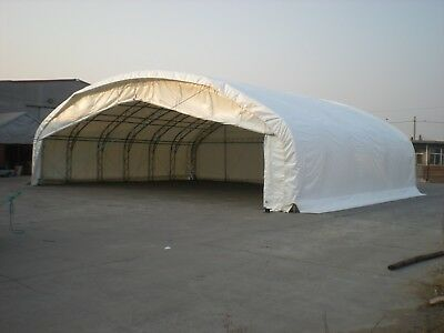 Aircraft Hangar Portable Building Steel Framed Temporary Shelter Building Plane