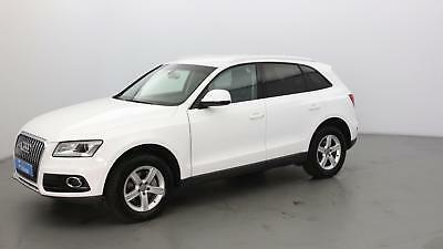 Audi Q5 2.0 TDI 177ch FAP Ambition Luxe Quattro STronic +Options