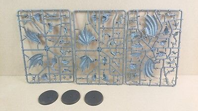 ML CE SC Warhammer Age Sigmar Vampire Flesh Eater Courts 3 Crypt Horrors/Flayers