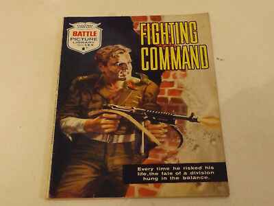 BATTLE PICTURE LIBRARY NO 145,dated 1964 !,V GOOD FOR AGE,VERY RARE,55 yrs old.