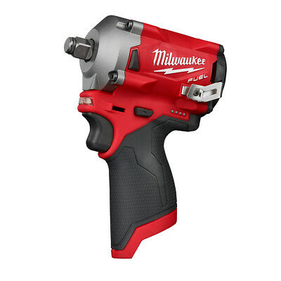 Milwaukee 2555 20 M12 Fuel 1 2 Impact Wrench Tool Only