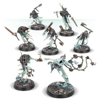 Warhammer Nightvault - Thorns Of The Briar Queen Figures + Cards