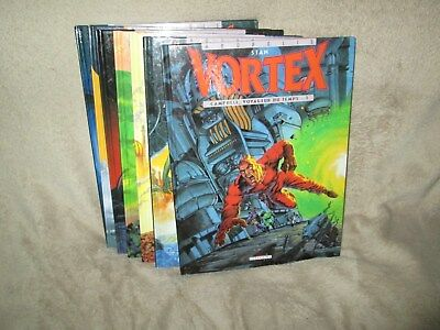 Lot 7 tomes vortex campbell tess wood
