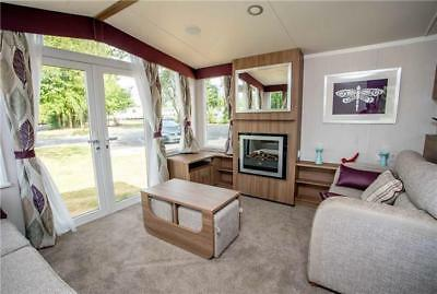 Luxury Static Caravan Holiday Home For Sale on Pet Friendly Park in North Wales