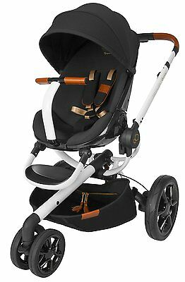 Quinny Moodd Stroller Jet Set Special Edition Rachel Zoe Collection New!