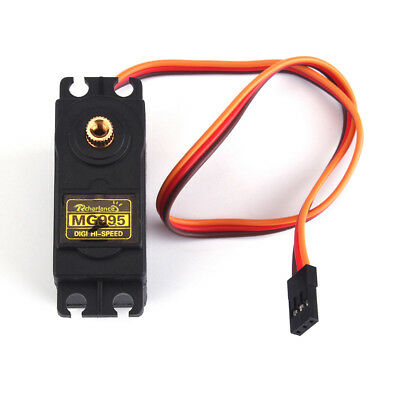 MG995 Metal Gear Analog Servo High Speed Torque for RC Helicopter Car Airplane