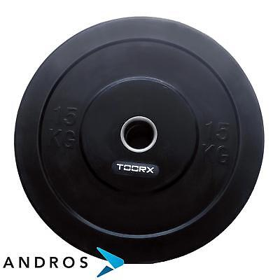TOORX BUMPER training Weights Disk 25 kg