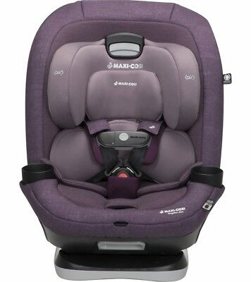 Maxi-Cosi Magellan MAX 5-in-1 All-In-One Convertible Car Seat Nomad Purple New!