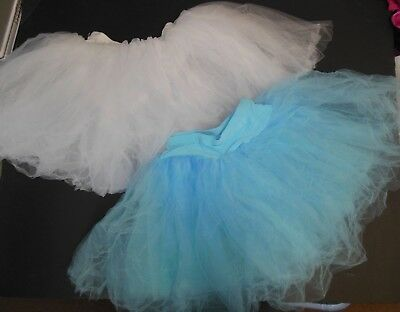NWOT European length tutu w/attached trunks  2 colors offered Ballet #74895
