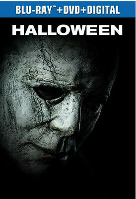 Halloween [New Blu-ray] With DVD, 2 Pack, Digital Copy