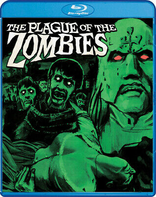 Plague Of The Zombies Blu-ray
