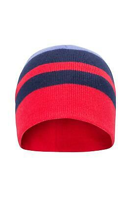 8af059ed09e Mountain Warehouse Girls Winter Hats with Double Layer Made From 100%  Acrylic