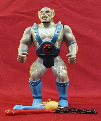 Vintage 1985 JLN Thundercats Panthro Complete Action Figure