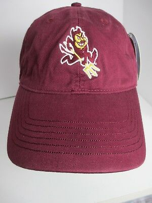 f8892d2d7a8 Arizona State University ASU Sun Devils Hat Cap USA Embroidery NCAA  jmar