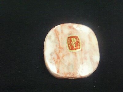 Onyx Round Smoking Stone Carved Holder Unfiltered Cigarettes Small Cigar #5