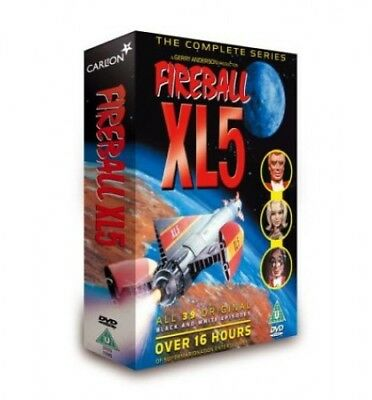 Fireball Xl5: The Complete Series [DVD] [1962] -  CD LJVG The Fast Free Shipping