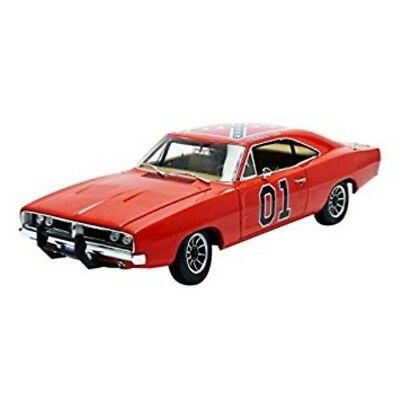 Dodge Charger General Lee 1969 The Dukes of Hazzard 1/18 - AMM964 AUTOWORLD