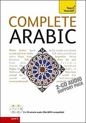 Complete Arabic: Teach Yourself (Audio Support) by Smart, Frances CD-Audio Book