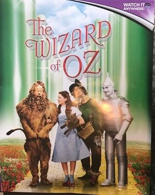 The Wizard Of Oz      Hd Code Uv Ultraviolet Code Only