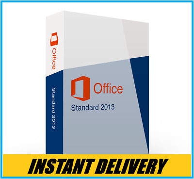 Office 2013 Standard Spanish Lifetime ✔ Key 1 Per person Genuine ✅