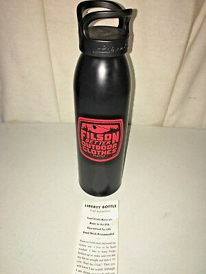 New Filson Made In Usa Limited Edition Water Bottle