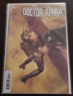 Doctor Aphra #27 - Star Wars Comic Book - Marvel