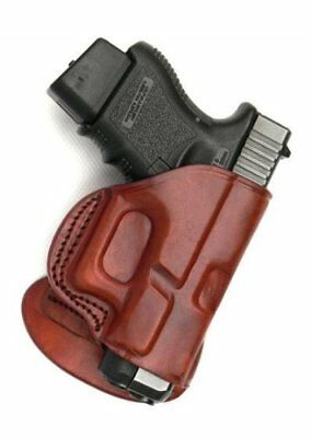 TAGUA PD3-713 PADDLE Holster Open Top, S&W J Frame 2-1/8