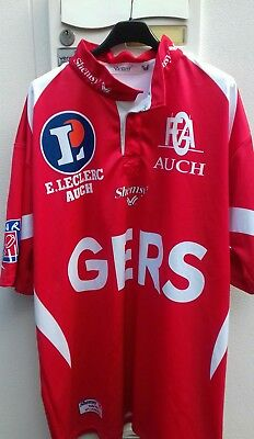 Maillot Rugby Auch Gers Top 14 Lnr