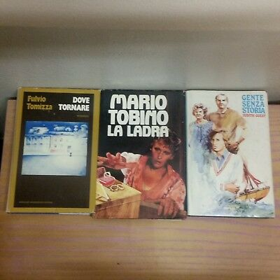 lotto 3 libri   COME DA FOTO