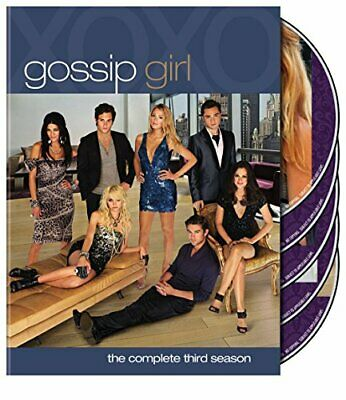 Gossip Girl: Complete Third Season [DVD] [Region 1] [US Import] [N... -  CD BSVG