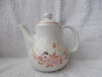Boots Hedge Rose - Teapot 2 Pint Capacity