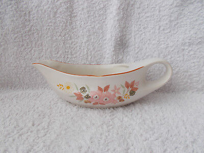 Boots Hedge Rose - Small Gravy or Sauce Boat