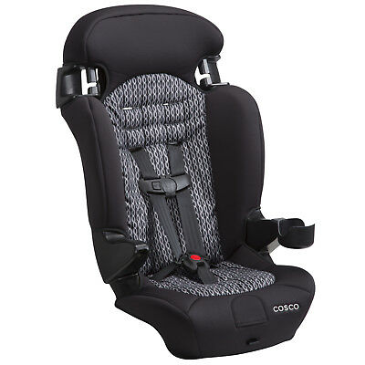 Convertible Car Seat 2in1 Toddler Highback Booster Safety Travel Kids Chair