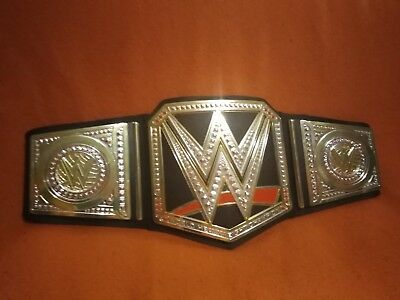 Wwe Mattel Wrestling Title Championship Belt Action Toy Figure